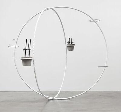 Monika Sosnowska, 'The flower rack', 2011