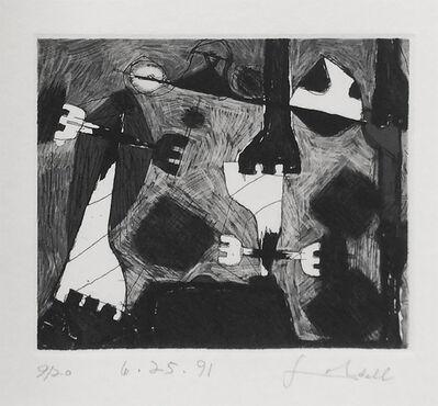 Frank Lobdell, '6.25.91', 1991