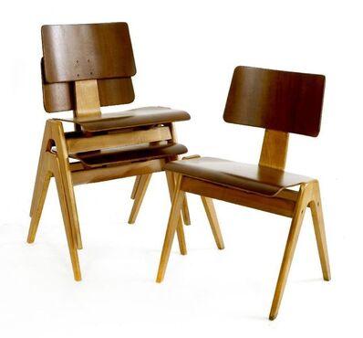 Robin Day, 'Three 'Stak' chairs'