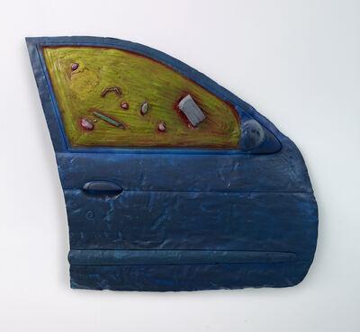 Musa paradisiaca, 'Porta (door)', 2019