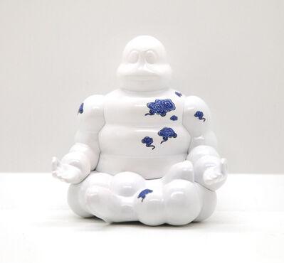Li Lihong, 'Mini Michelin China - White', 2020