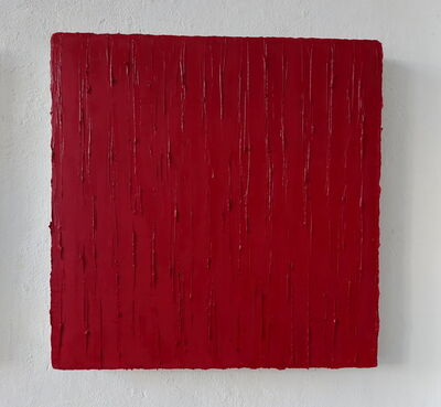 Christiane Conrad, 'Krapprot', 2015