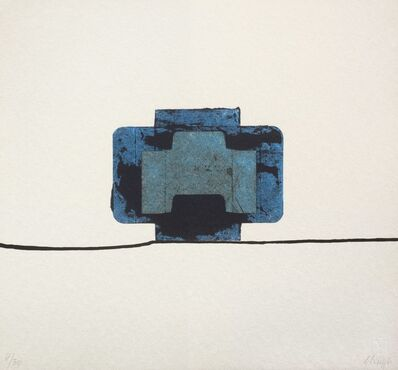 Prunella Clough, 'Compact ', 1999