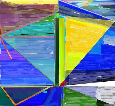 """Warren Rosser, 'Pole Series """"E""""', 2019"""
