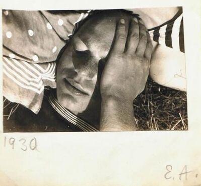Ringl + Pit, 'Cropped portrait of Ellen & Walter Auerbach. Photo taken by Grete Stern', 1930