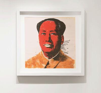 Andy Warhol, 'Mao F.S. 96', 1972