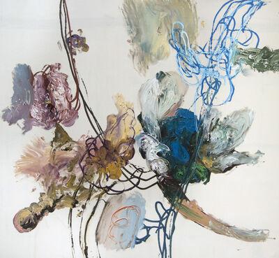 Angel Ricardo Ricardo Ríos, 'Desnudo en la cuerda floja', 2018