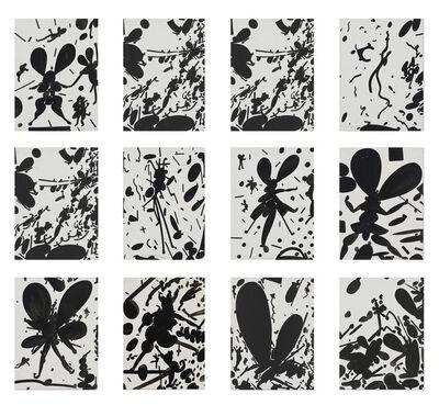 Lee Mullican, 'Untitled', 1981