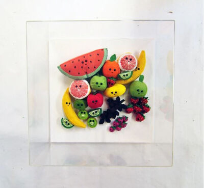 Lucy Sparrow, 'Tutti Frutti', 2018