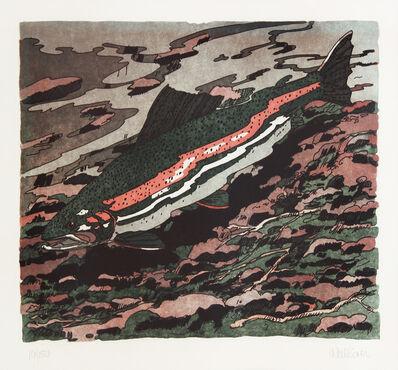 Neil G. Welliver, 'Winter Rainbow', 1983