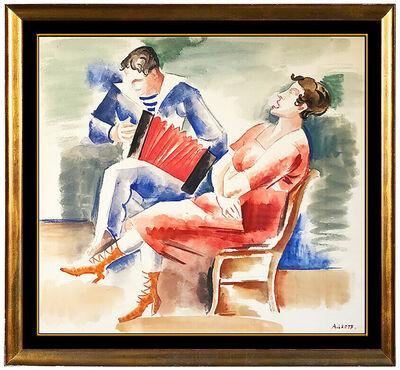 André Lhote, 'Les Musiciens ', 20th Century