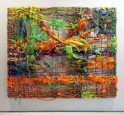 Fabian Marcaccio, 'New Techno-Brutalist Plasticity', 2016