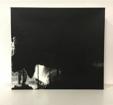 Gardar Eide Einarsson, 'untitled (riot, black)', 2019