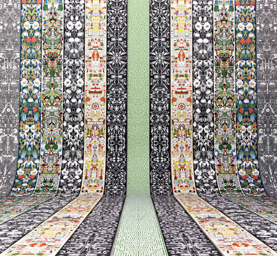 Studio Job, 'Wallpaper designs, from Archives collection', 2014