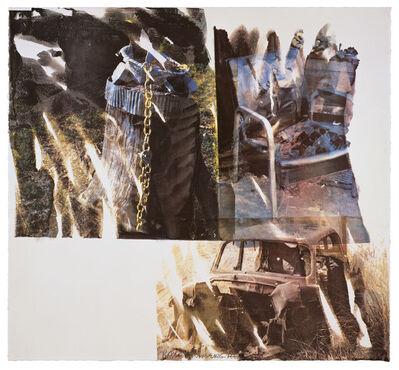 Robert Rauschenberg, 'Relic (Speculations)', 1997