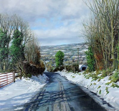 Eugene Conway, 'Winter Road', 2020