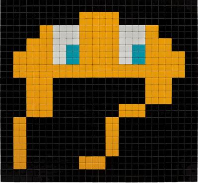 Invader, 'BXL_08'
