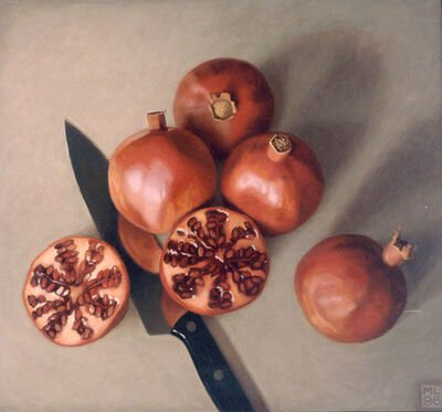Michael Leonard, 'Five Pomegranates', 1996