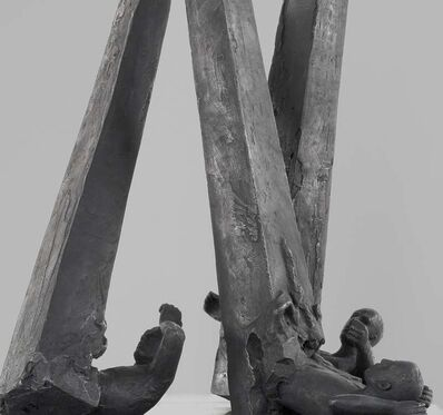 Hanneke Beaumont, 'Telemones I, II, III', 2004