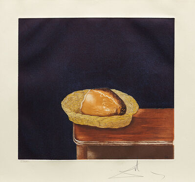 Salvador Dalí, 'Le Pain (The Bread)', 1967