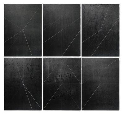 Andrés Sobrino, 'Dibujos calados', 2011