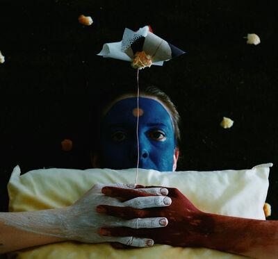 Michele Zaza, 'Ritratto magico', 2005