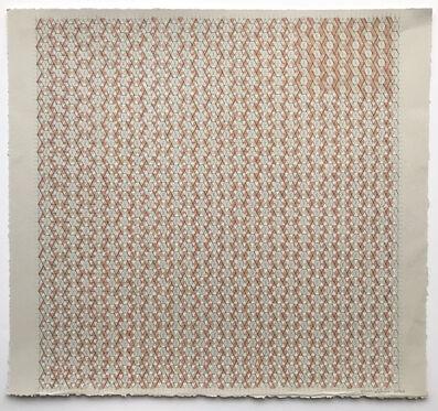 Yun Shin, 'Pattern Study VII', 2019
