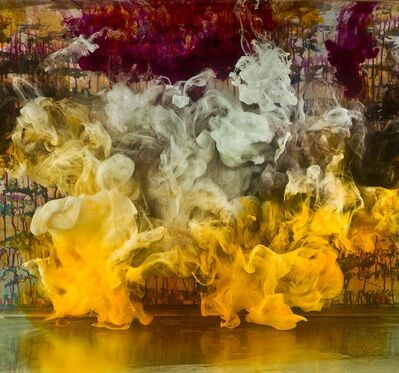 Kim Keever, 'Abstract 20927B', 2016