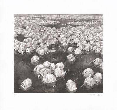 Ikeda Manabu, 'Isolated Pond', 2020