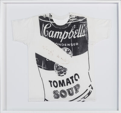 Andy Warhol, 'Campbell Soup T-shirt ', 1980