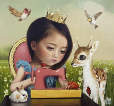 Olga Esther, 'The Healing Princess I', 2019