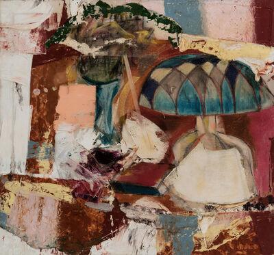 Michael Goldberg, 'Lamp and Vase', 1963