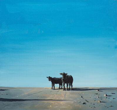 Michael Brophy, 'Summer 2017: Cows', 2017