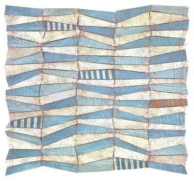 Susan Stover, 'Blue Undulation ', 2020
