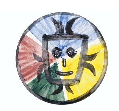 Pablo Picasso, 'Visage no.125', 1963