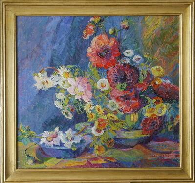 Clara Deike, 'Flowers', 1922