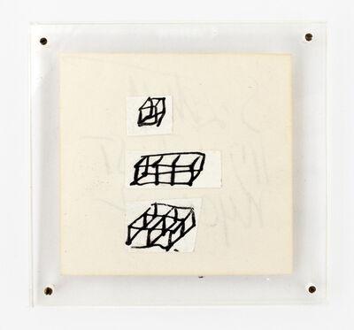 Sol LeWitt, 'Untitled', 1969