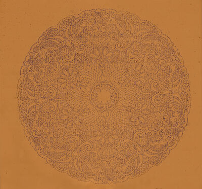 Vik Muniz, 'Stem Cells (Colonies)', 2014