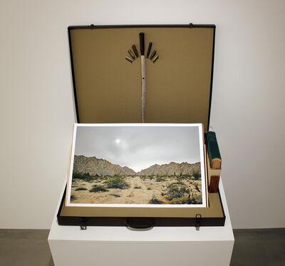 Mark Klett, 'El Camino Box', 2016