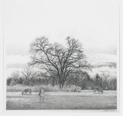 Anne C. Weary, 'January', 2015