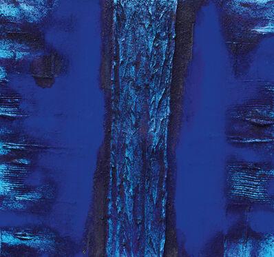 Marcello Lo Giudice, 'Eden Blu', 2010