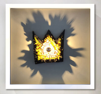 Joao Paolo Goncalves, 'Basquiat', 2020