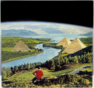 Sean Hillen, 'The Great Pyramids of Carlingford Lough', 1994
