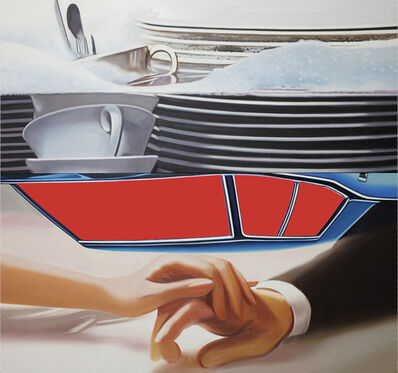 James Rosenquist, 'The Facet', 1978