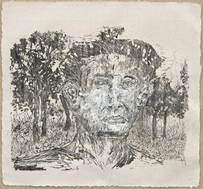 Liu Wei 刘炜 (b. 1965), 'Portrait 2005 No.6', 2005