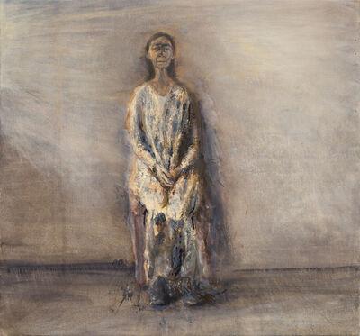 Celia Paul, 'Self Portrait, Early Summer', 2018