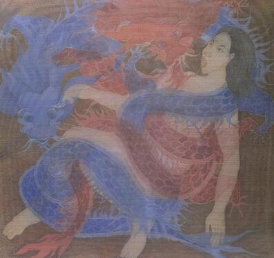 Nguyen Thi Chau Giang, 'Inner Confliction', 2018
