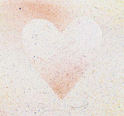 Jim Dine, 'Heart', circa 1970