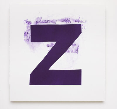 Magne Furuholmen, 'alpha-beta 'Z'', 2009