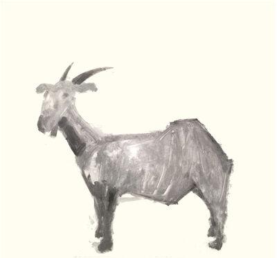 Malcolm Moran, 'Goat #16', 2017